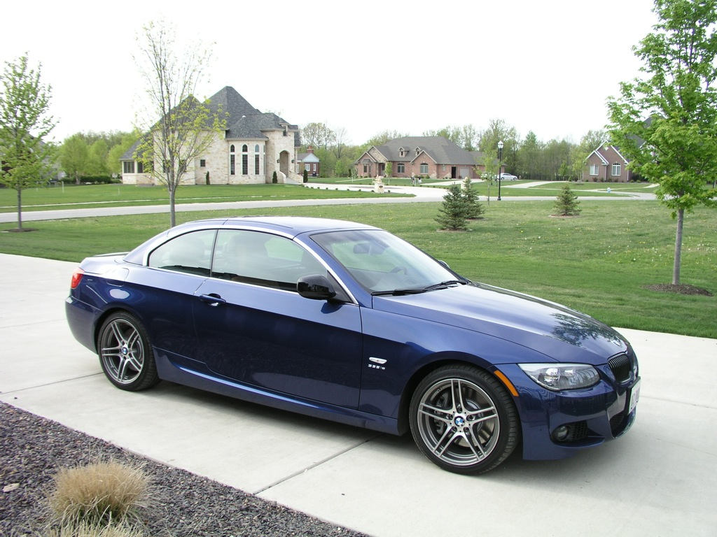 BF First Drive: 2011 BMW 335is